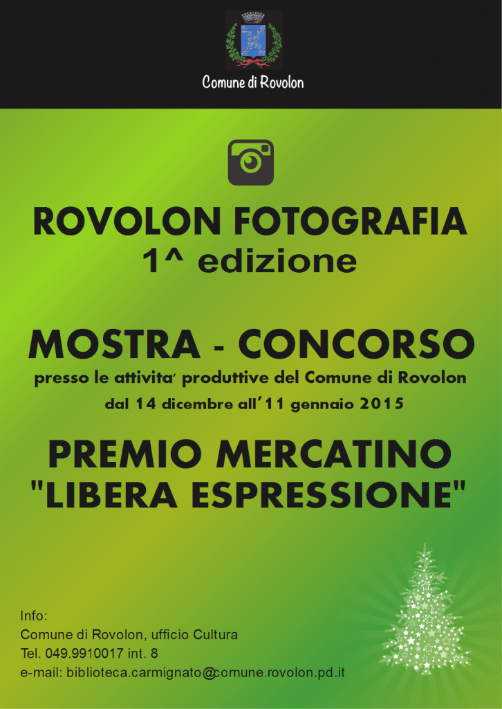 Mostra fotografica 2014